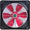 24六葉四角型循環風扇(畜牧業專用)D24-FAN